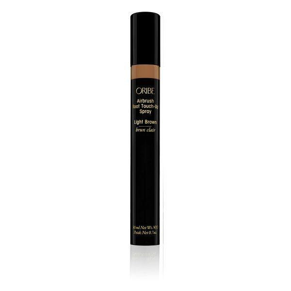 Airbrush Root Touch Up Spray Light Brown 600x600 - Oribe Airbrush Root Touch Up Spray - Light Brown