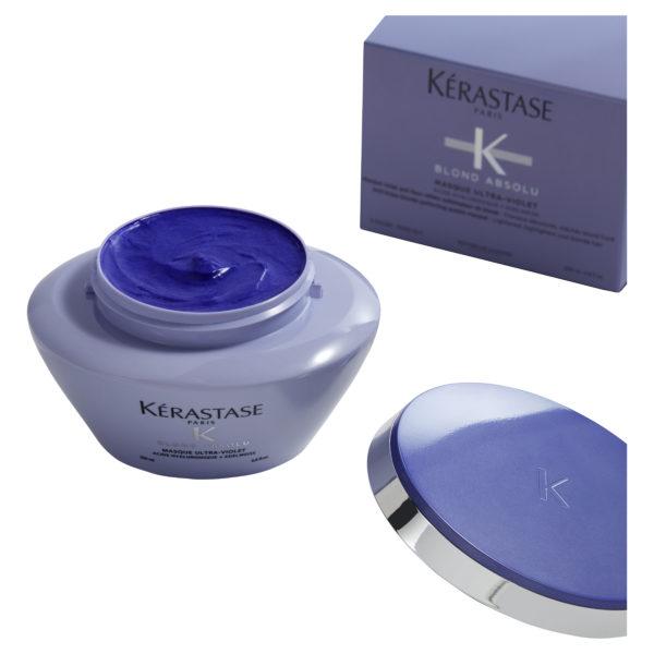 Kérastase Blond Absolu Masque Ultra Violet 200ml 9 600x600 - Kérastase Blond Absolu Masque Ultra Violet 200mL