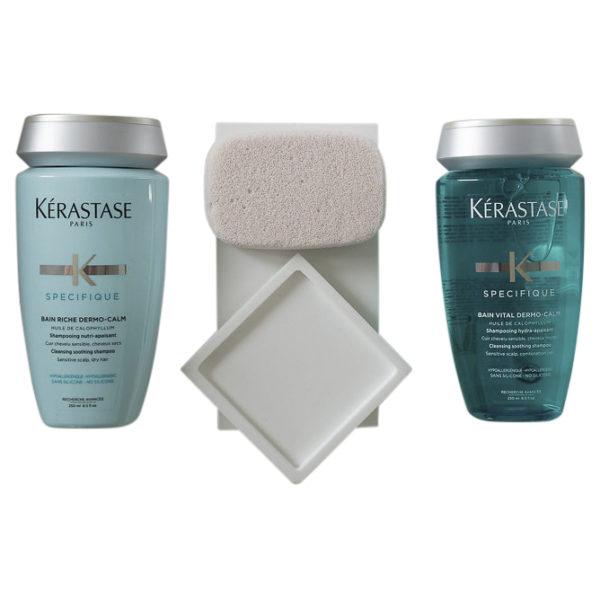 Kérastase Spécifique Bain Vital Dermo Calm 250ml 10 600x600 - Kérastase Spécifique Bain Vital Dermo-Calm 250mL