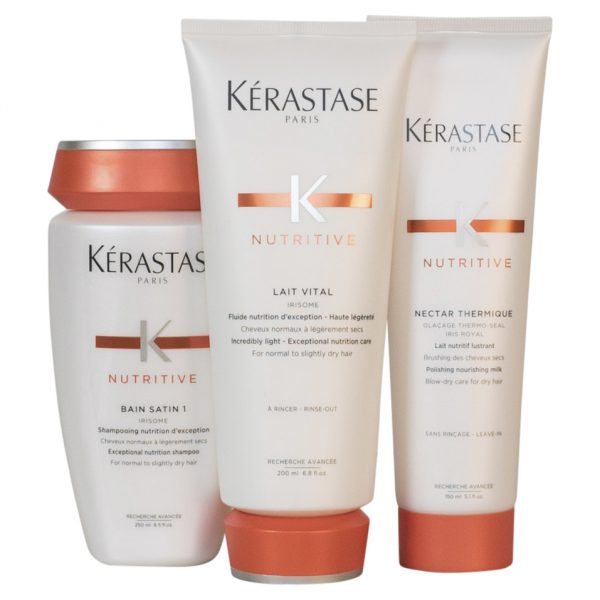 LORE 3474636382682 10 600x600 - Kérastase Nutritive Bain Satin 2 250mL