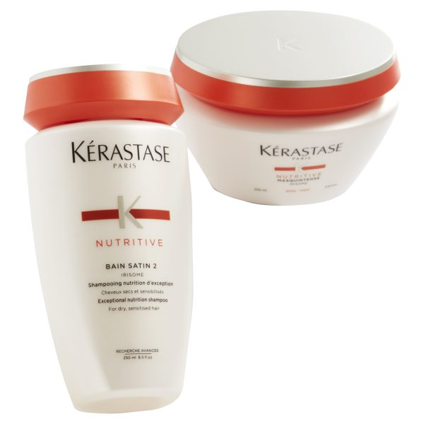 LORE 3474636382682 13 600x600 - Kérastase Nutritive Bain Satin 2 250mL