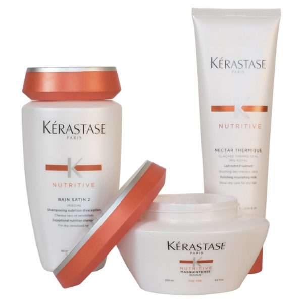 LORE 3474636382682 9 600x600 - Kérastase Nutritive Bain Satin 2 250mL