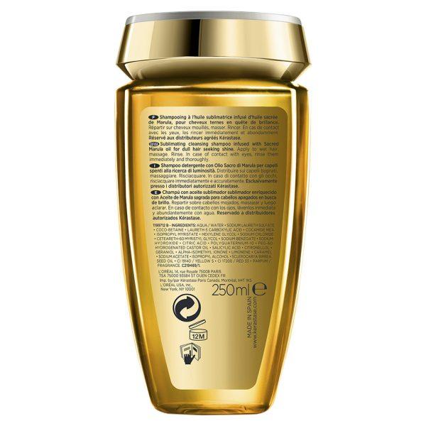 LORE 3474636614103 2 600x600 - Kérastase Elixir Ultime Le Bain 250mL