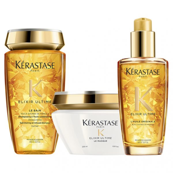 LORE 3474636614172 15 600x600 - Kérastase Elixir Ultime Le Masque 200mL