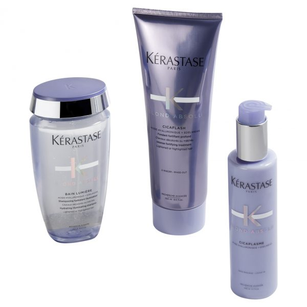LORE 3474636692170 11 600x600 - Kérastase Blond Absolu Bain Lumiere 250mL