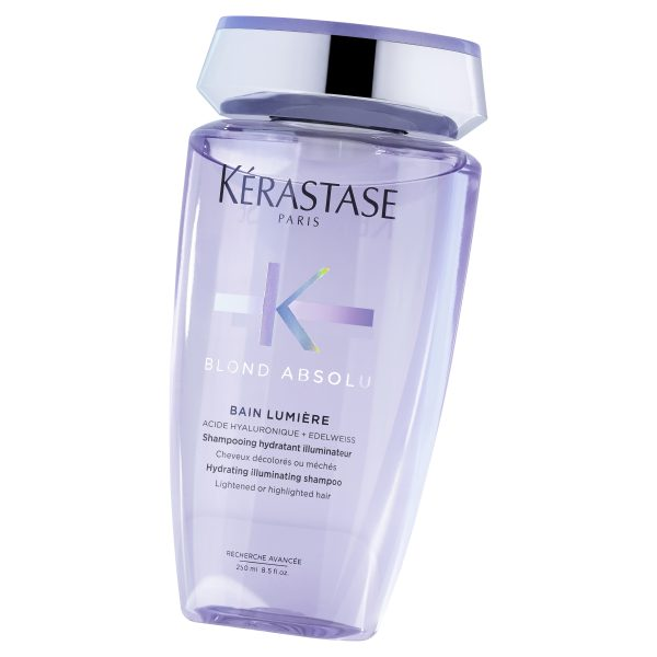 LORE 3474636692170 7 600x600 - Kérastase Blond Absolu Bain Lumiere 250mL