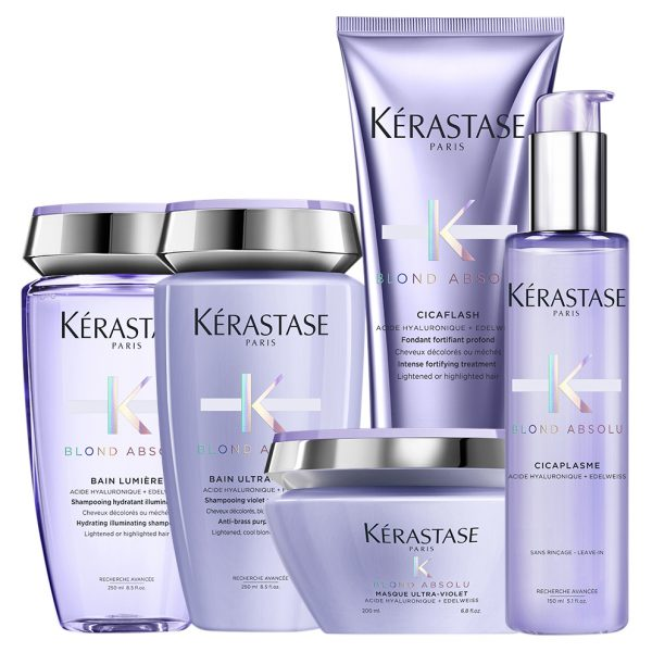 LORE 3474636692170 8 600x600 - Kérastase Blond Absolu Bain Lumiere 250mL