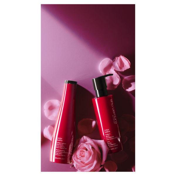 Shu Uemura Art of Hair Color Lustre Conditioner 250ml 7 600x600 - SHU UEMURA ART OF HAIR COLOR LUSTRE CONDITIONER 250ML