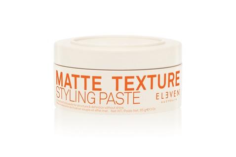mattetexturestylingpaste85gps - ELEVEN AUSTRALIA MATTE TEXTURE STYLING PASTE 85G