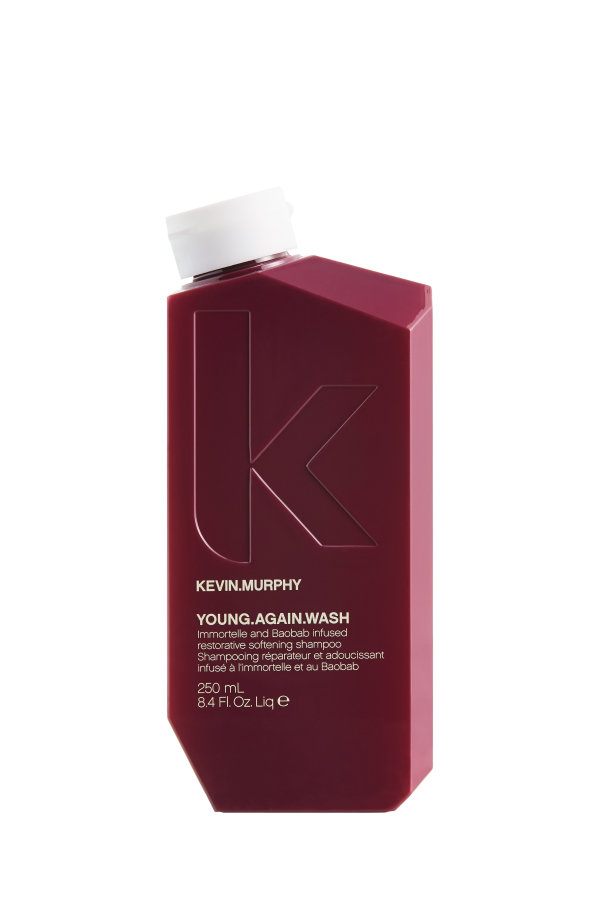 online KMU215 YOUNG.AGAIN .WASH 250ml 03 600x900 - KEVIN.MURPHY YOUNG.AGAIN.WASH 250ML