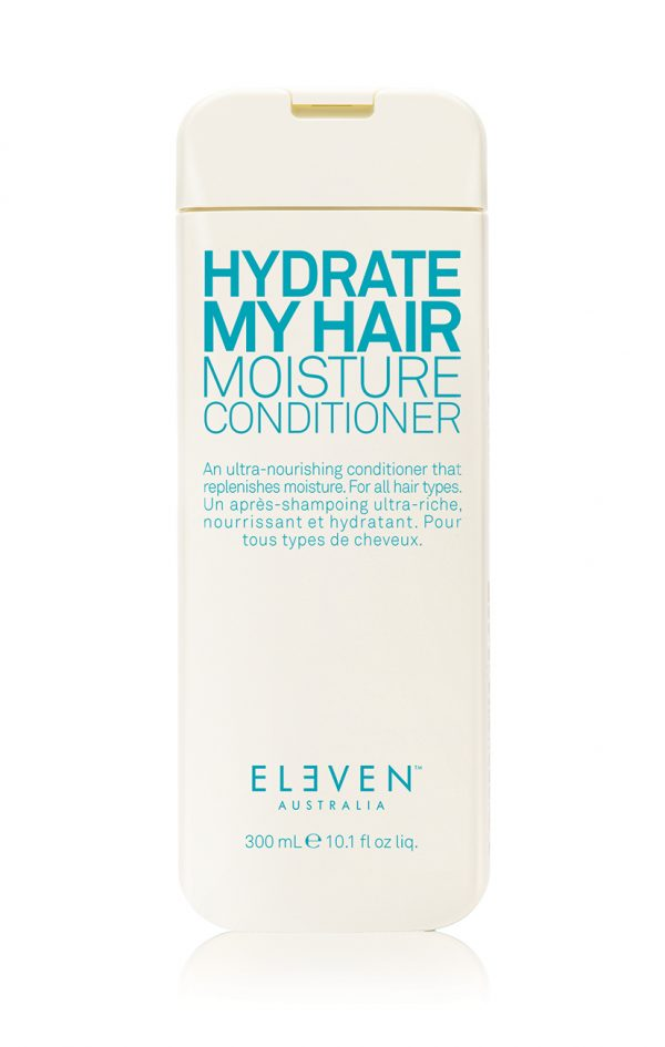 hydrate my hair moisture conditioner 300ml PS 600x945 - ELEVEN AUSTRALIA HYDRATE MY HAIR MOISTURE CONDITIONER 300ML