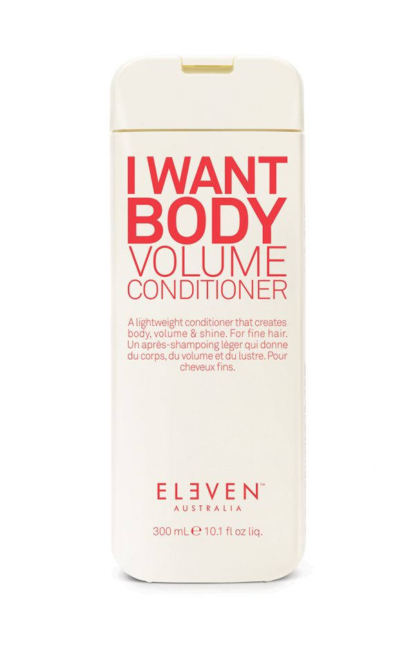i want body volume conditioner 300ml DS 600x945 - ELEVEN AUSTRALIA I WANT BODY VOLUME CONDITIONER 300ML