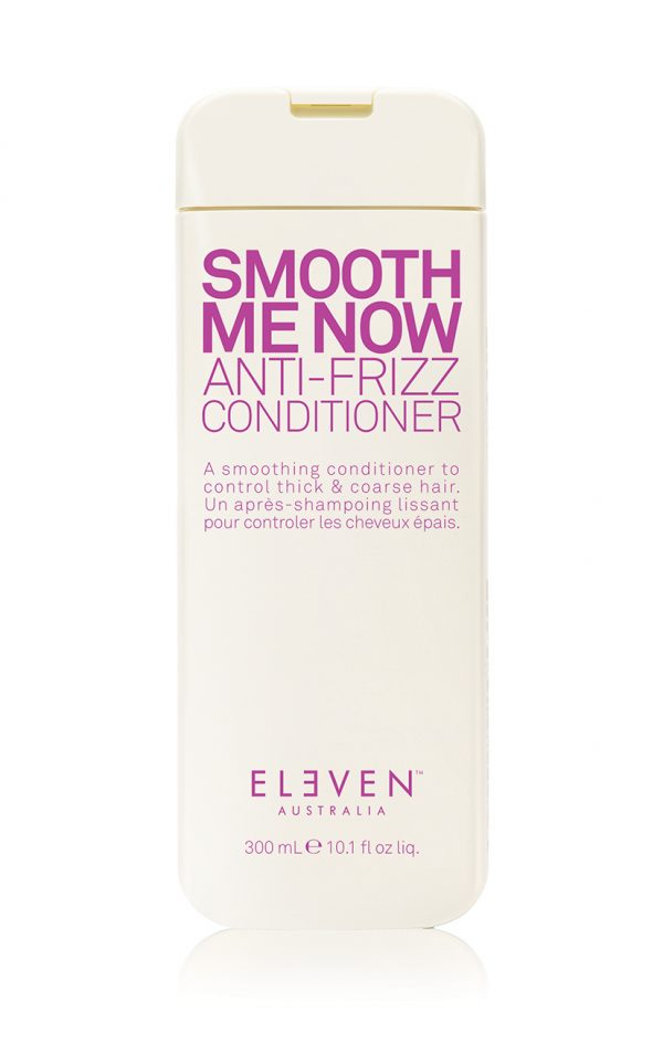 smooth me now anti frizz conditioner 300ml PS 600x945 - ELEVEN AUSTRALIA SMOOTH ME NOW ANTI-FRIZZ CONDITIONER 300ML