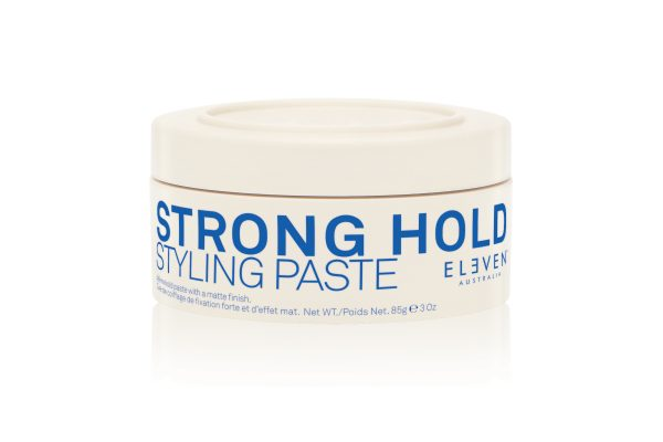 strong hold styling paste 85g PS 600x400 - ELEVEN AUSTRALIA STRONG HOLD STYLING PASTE 85G
